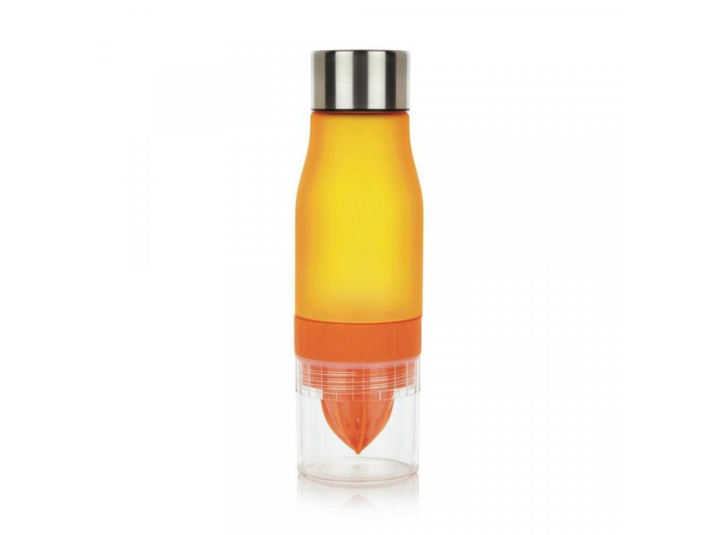 Loooqs, Láhev na citrusy, oranžová