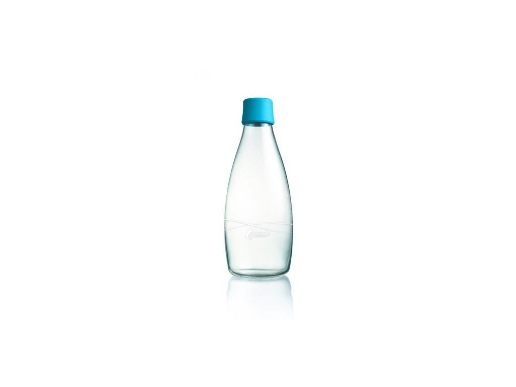 Lahev Retap - Light Blue 800 ml