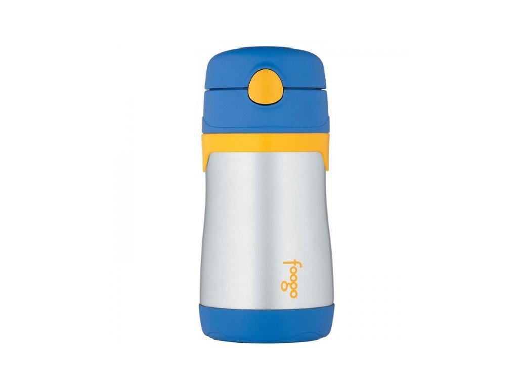 Kojenecká termoska Foogo - modrá