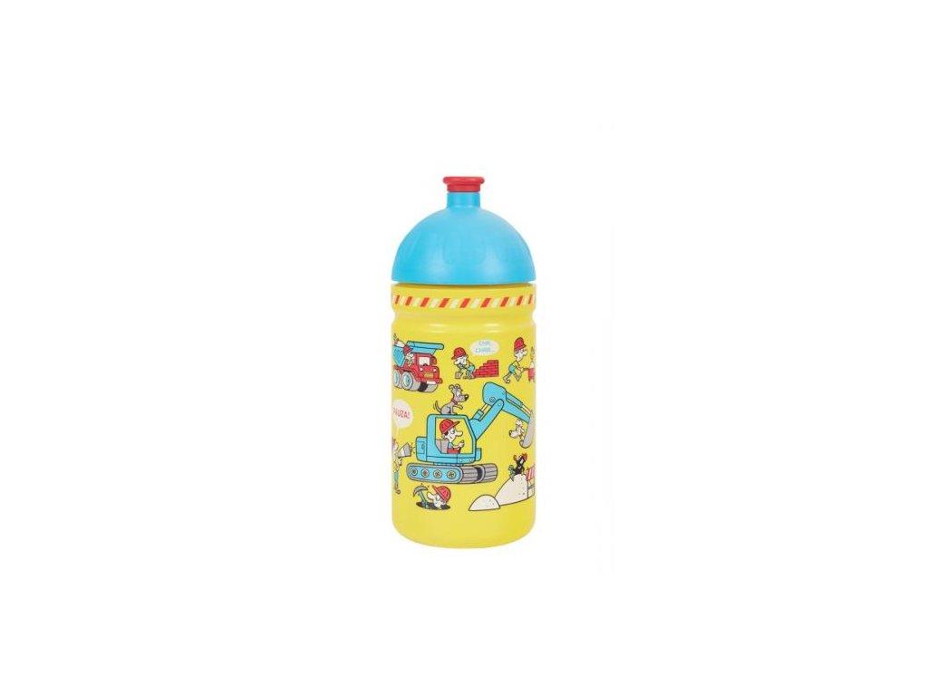Zdravá lahev 0,5 l - Stavba