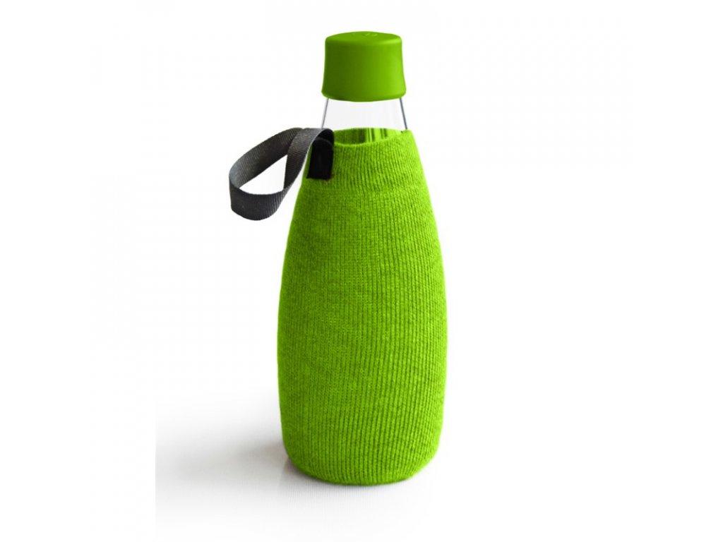 obal na lahev retap 08l zeleny uplet