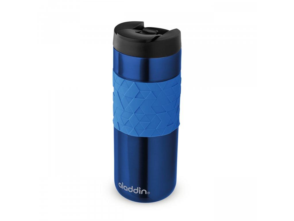 ALADDIN Easy-Grip Leak-Lock™ termohrnek 470 ml modrý