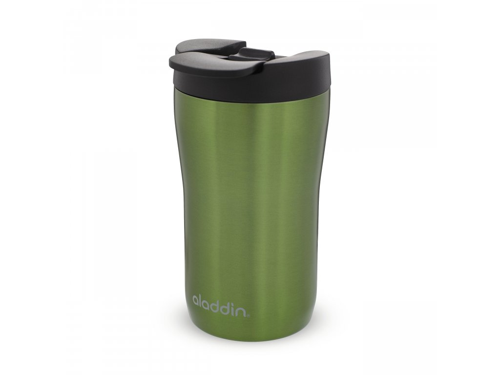 ALADDIN Espresso Leak-Lock™ termohrnek 250 ml zelený