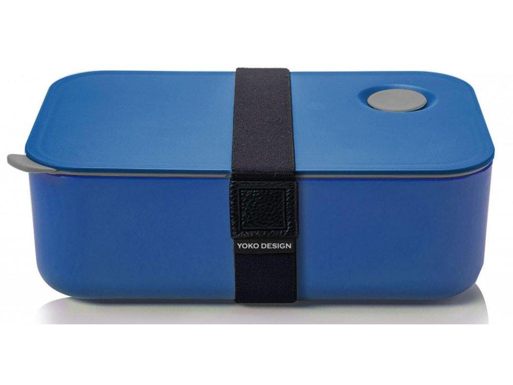 Yoko Design svačinový box modrý