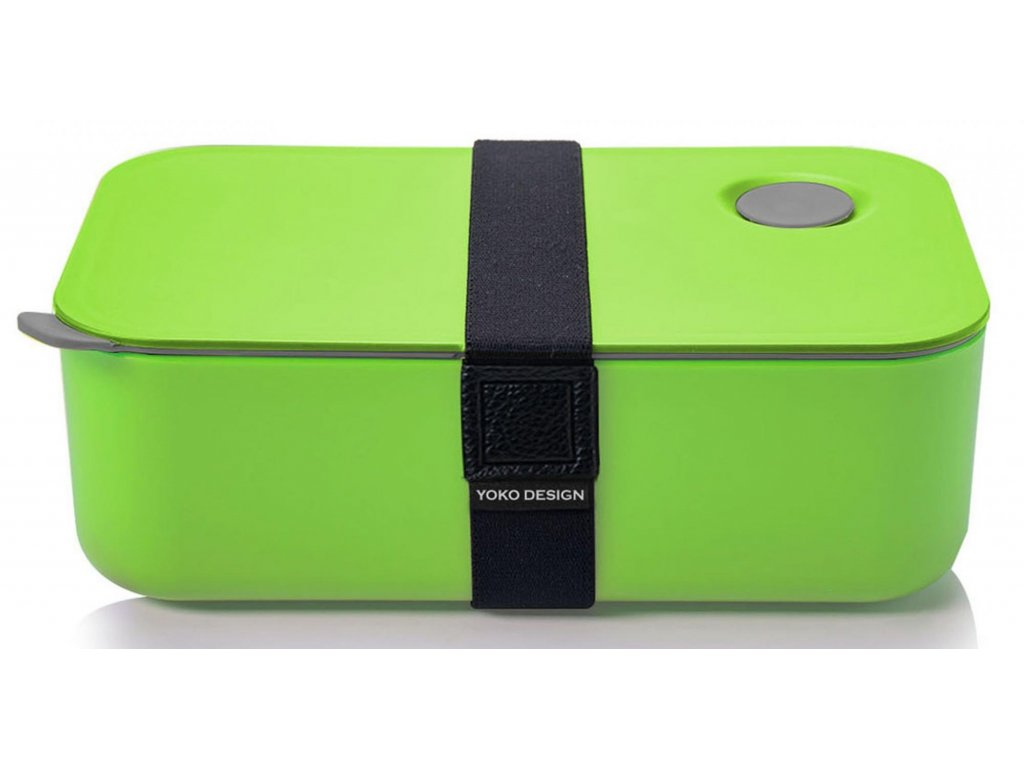 Yoko Design svačinový box zelený