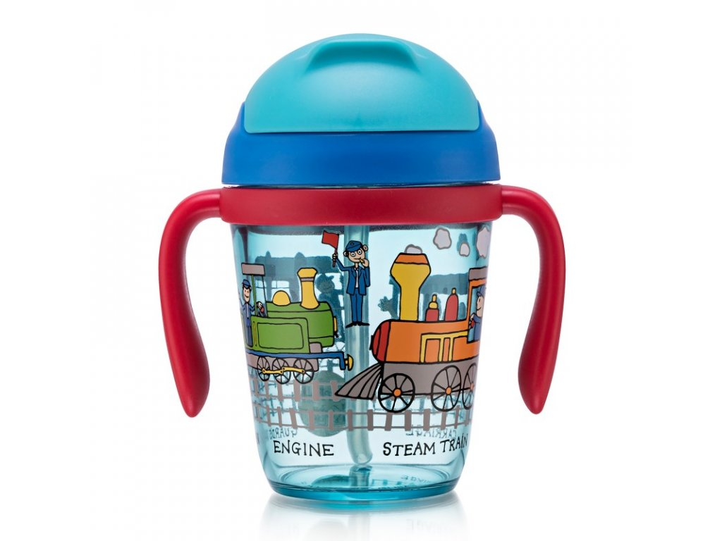 tyrrell katz trains toddler bottle