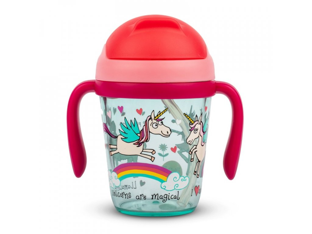 tyrrell katz unicorn toddler bottle