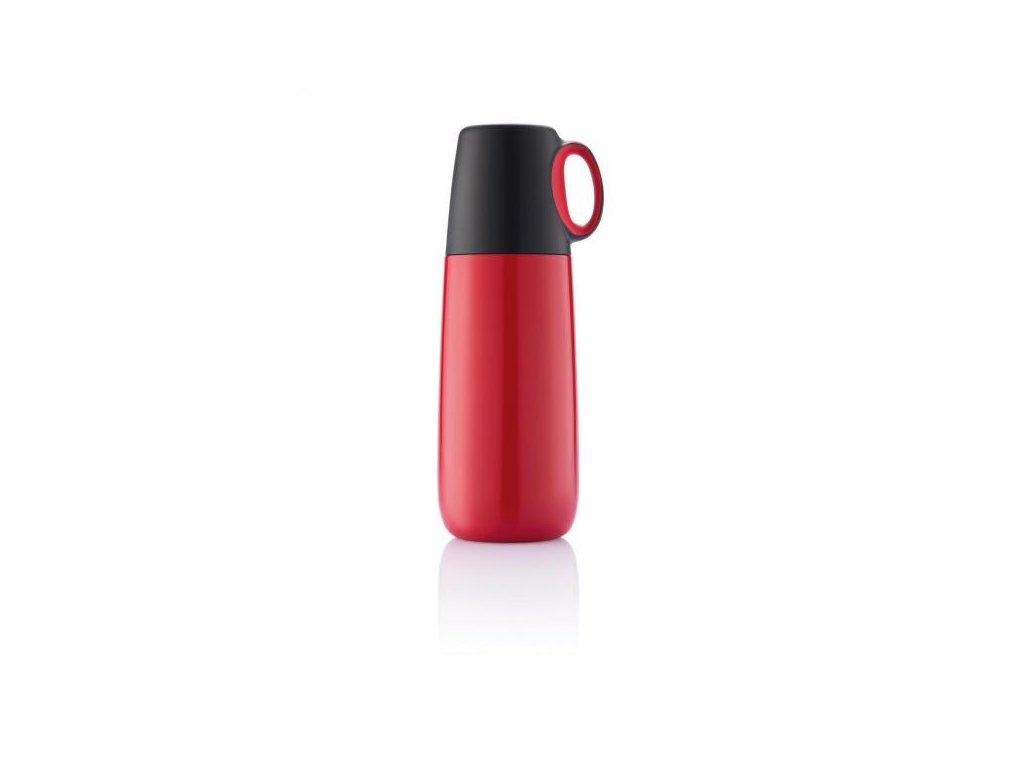 Bopp Hot, termoska červená