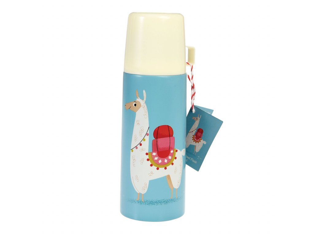 llama flask and cup 28239 new