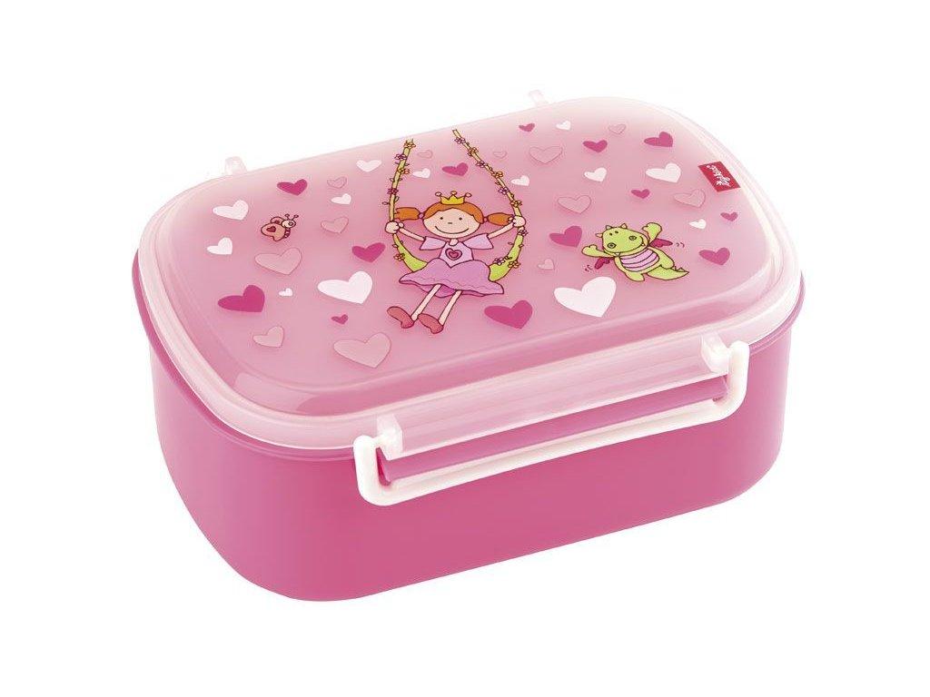 Princezna PINKY QUEENY box na svačinu