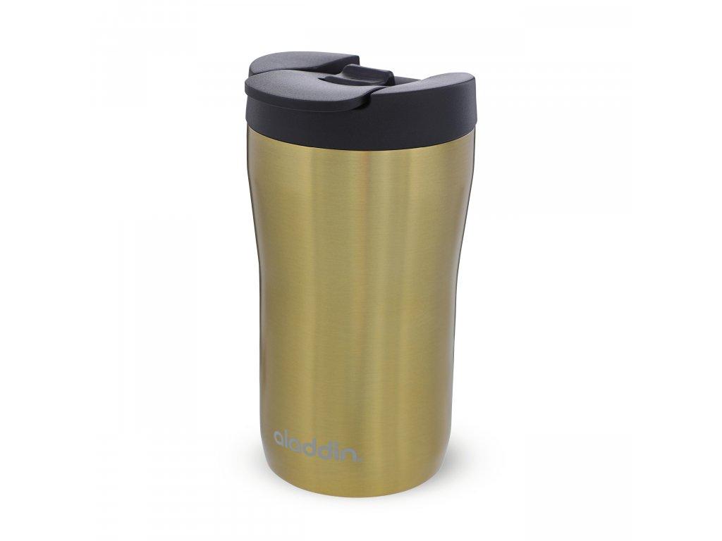 ALADDIN Espresso Leak-Lock™ termohrnek 250ml zlatý