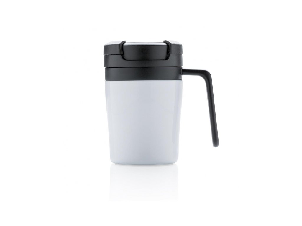 termohrnek coffee to go do kavovaru s ouskem 160 ml xd design bily (1)