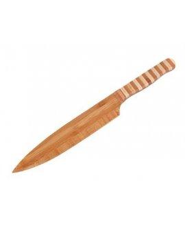 Nůž na ovoce,zeleninu a mléčné výrobky z bambusu - velký