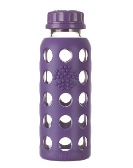 Lifefactory láhev 250ml purple