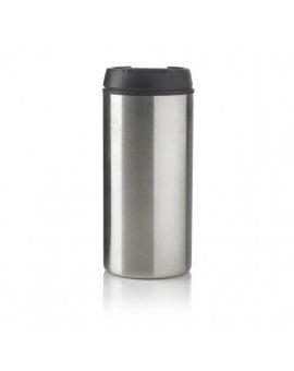 XD Design Metro, pohárek, 300ml, stříbrná