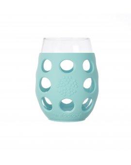 Lifefactory sklenice 325ml 2ks turquoise