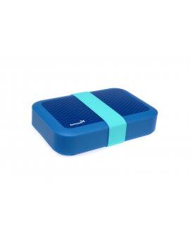 Svačinový box Amuse® velký modrý