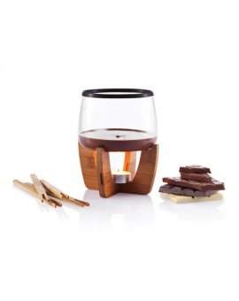 Cocoa, sada na čokoládové fondue