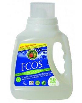 EFP Prací gel Ecos 2v1 Citronová tráva 1,5 l - 50 praní