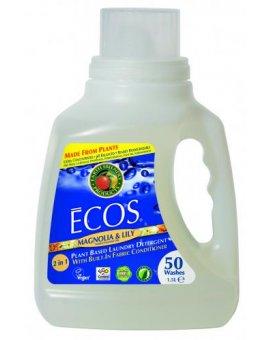 EFP Prací gel Ecos 2v1 Magnolie a lilie 1,5 l - 50 praní