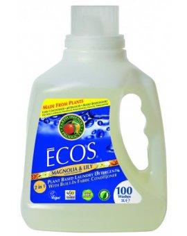 EFP Prací gel Ecos 2v1 Magnolie a lilie 3 l - 100 praní