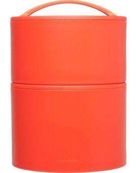 Termobox na oběd/svačinu BENTO 0,95l červený