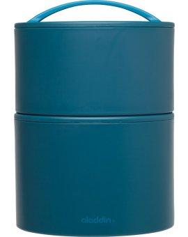 Termobox na oběd/svačinu BENTO 0,95l modrý