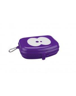 Lunch box fialová