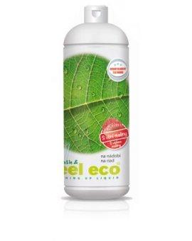 Feel Eco - Prostředek na mytí nádobí s vůní maliny 1 l