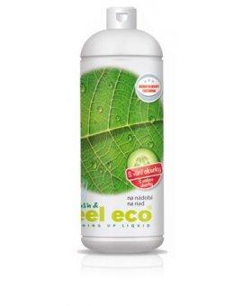 Feel Eco - Prostředek na mytí nádobí s vůní okurky 1 l