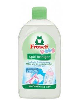 Frosch Mycí prostředek na kojenecké lahve a dudlíky 0,5 l