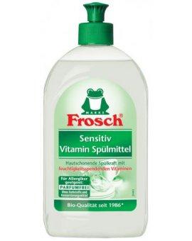 Frosch na nádobí pro alergiky 500 ml