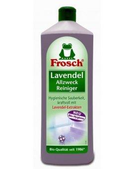 Frosch univerzální čistič levandule 1 l