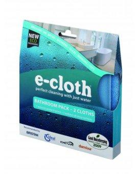 Sada hadříků do koupelny e-cloth - 2 ks
