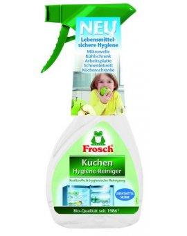 Frosch Hygienický čistič lednic a jiných kuchyňských povrchů 300 ml
