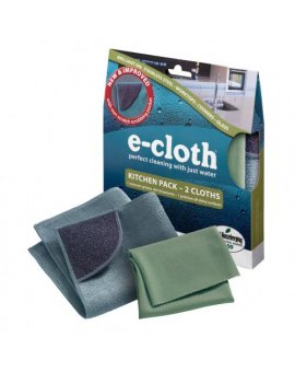 Sada hadříků do kuchyně e-cloth 2 ks