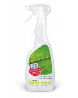 Feel Eco - Čistič oken a dalších skleněných povrchů 500 ml