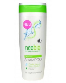 Neobio Sensitiv šampon 250 ml