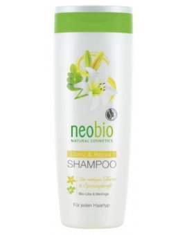 Neobio Šampon na lesk a regeneraci Bio Ginkgo & Bambus 250ml