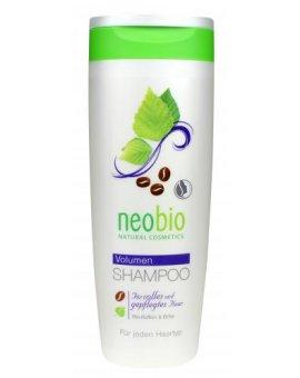 Neobio Volumen šampon Bio Kofein & Bříza 250ml