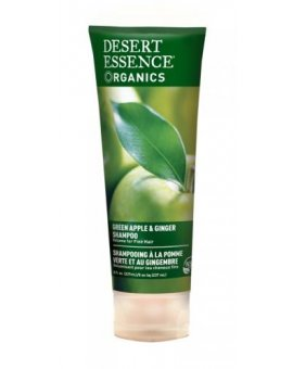 Šampon ze zeleného jablka a zázvoru 237 ml - D. Essence