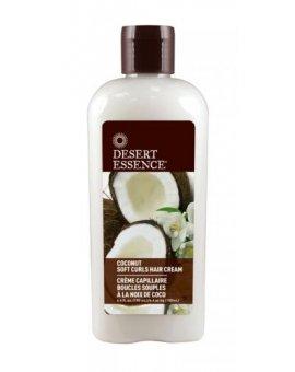 Stylingový kokosový vlasový krém pro jemné vlnité vlasy 190 ml