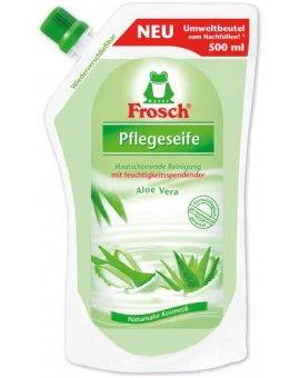 Tekuté mýdlo - náhradní náplň Aloe Vera 500 ml