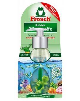 Tekuté mýdlo pro děti s dávkovačem - 300 ml