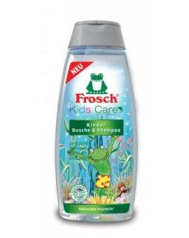 Frosch 2v1 Sprchový gel a šampon pro děti 250 ml