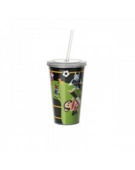 Paul Frank hrnek s brčkem soccer černý