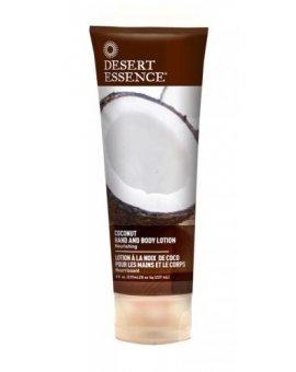 Tělové mléko exotický kokos 236 ml - Desert Essence