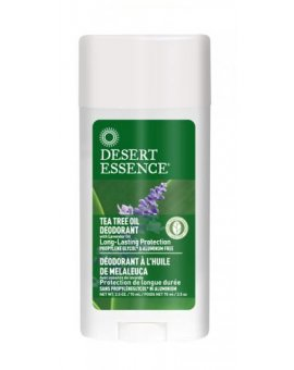 Deodorant – Tea Tree a levandule 70 ml Desert Essence