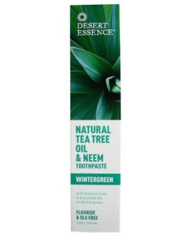 Pasta na zuby NEEM – Tea tree a Neem 130 ml