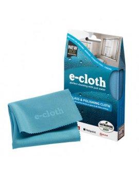 Leštící hadřík na sklo a hladké povrchy E-cloth + dárek NAVÍC